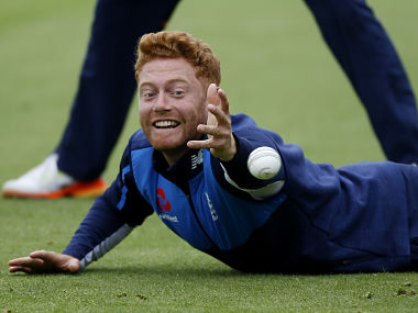 Britain Cricket - England Nets - The Oval - 31/5/17 England's Jonny Bairstow during nets Action Images via Reuters / Paul Childs Livepic - RTX38CDS