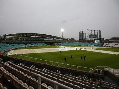 Rain played a spoilsport as Australia were forced to share a point with Bangladesh. Reuters