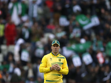 Britain Cricket - Pakistan v South Africa - 2017 ICC Champions Trophy Group B - Edgbaston - June 7, 2017 South Africa's AB de Villiers Action Images via Reuters / Andrew Boyers Livepic EDITORIAL USE ONLY. - RTX39IE3
