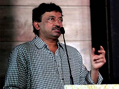 File image of Ram Gopal Varma. AFP