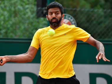 Davis Cup 2019 Rohan Bopanna pulls out of Indias tie against Pakistan due to shoulder injury