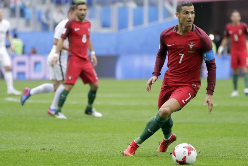 Confederations Cup 2017 From Cristiano Ronaldo to Alexis Sanchez 6 key players in PortugalChile semifinal