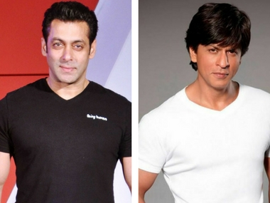 Shah Rukh Khan wants Salman Khan to do a cameo in his next film with Anand L Rai