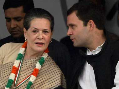 Rahul Gandhi will take over as Congress president soon confirms Sonia Gandhi