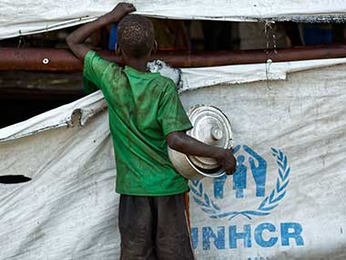 South Sudan food crisis UN says aid dwindling in worlds fastestgrowing refugee crisis