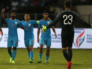 Highlights India vs Myanmar, AFC Asian Cup Qualifier, Football Match Score and Updates: Hosts maintain unbeaten run after 2-2 draw