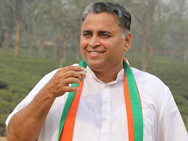 Tripura Congress MLA seeks security for BJPs Sunil Deodhar claiming his life is under threat