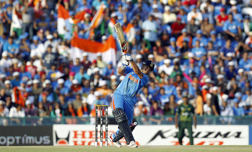 """""""Finishing is not difficult, I would say it's more of your responsibility. When you bat down the order, it always gives you a chance to be a hero for the Indian team."""""""