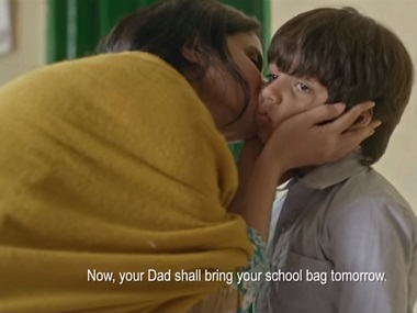 A still from The School Bag. Youtube screenshot