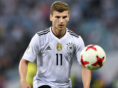 Confederations Cup 2017 Germanys Timo Werner hopes to start against Mexico after Cameroon brace
