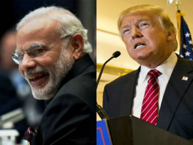 Narendra Modi in US In dealing with a fickle Donald Trump focus must be on building personal bond