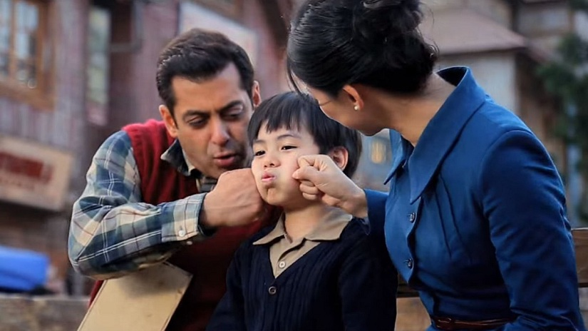 Tubelight is watchable only due to Salmans performance Kabir Khan brings out the best in him