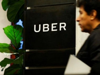Uber offices in Queens, New York, US, Reuters