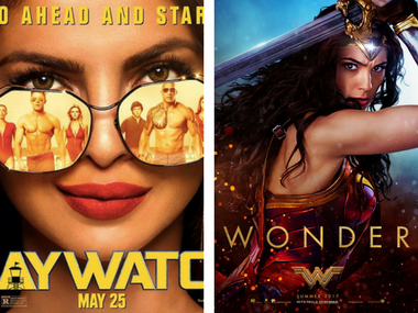 Baywatch vs Wonder Woman who will win at the box office this weekend