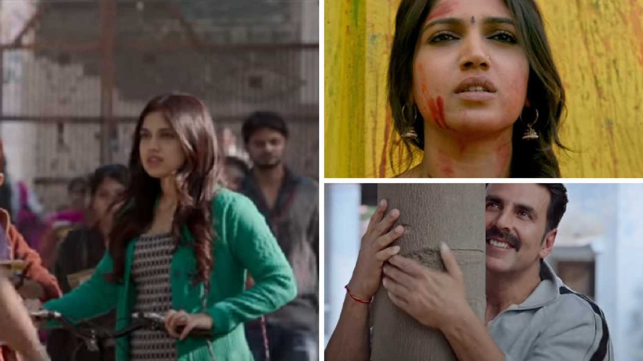 Toilet Ek Prem Katha movie review  Akshay Kumars paean to Modi and the potty