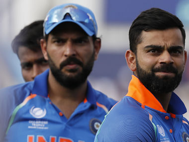 ICC Champions Trophy 2017 Virat Kohli defends Indias spinners after dismal show against Pakistan