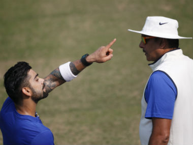 Ravi Shastri and Virat Kohli's similar personalities can help team to scale greater heights