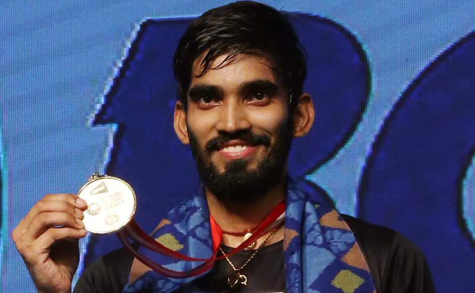 Kidambi Srikanth clinches Indonesia Superseries Premier title after spectacular tournament