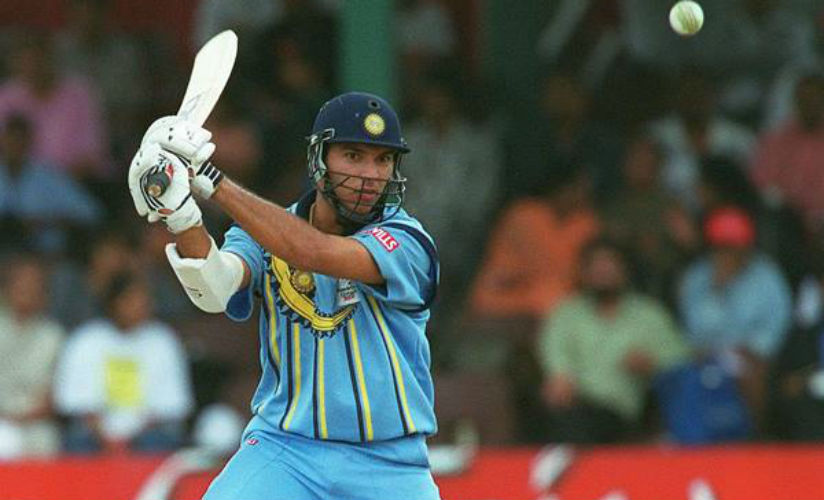 Yuvraj's heroic knock knocked Australia out of the event. Getty images