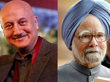 The Accidental Prime Minister first look Anupam Kher looks convincing as Manmohan Singh