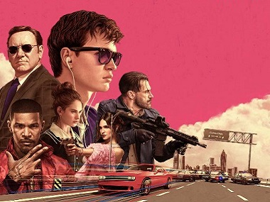Baby Driver sequel 'already in the works', says director Edgar Wright