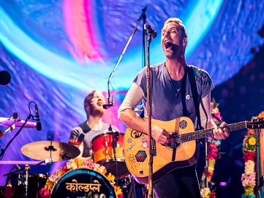 Coldplay releases new song 'All I Can Think About Is You', but it's nothing new