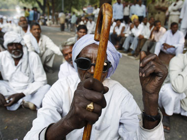 Maharashtra farmers strike A handy tool for Congress and NCP to hide 65 years of selfenrichment