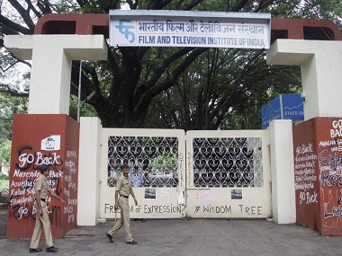 FTII suffered Rs 12 crore loss as students are not completing courses on time CAG report