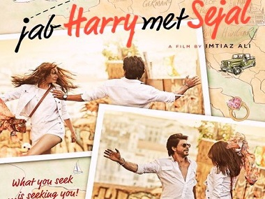 Jab Harry Met Sejal trailer: Shah Rukh Khan, Anushka Sharma are refreshing to watch on screen