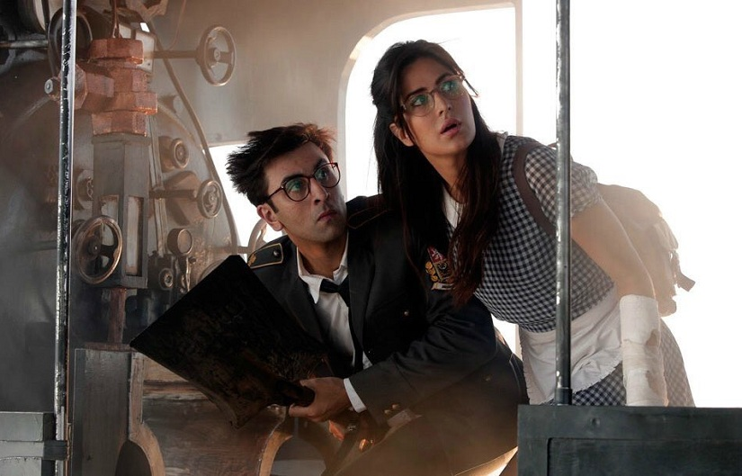 Jagga Jasoos trailer Ranbir Kapoor jumps off Ferris Wheel and sets out to find missing father