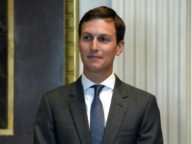 Jared Kushner, Donald Trump's under-qualified 'Secretary of Everything', is caught woefully out of his depth