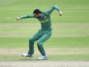 Junaid Khan has taken five wickets in the last two matches. AP