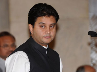 Parliament logjam engineered by govt to divert attention from PNB scam Mosul massacre Jyotiraditya Scindia tells Firstpost