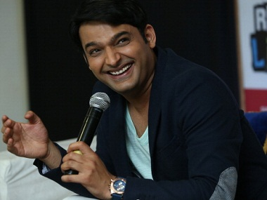 Kapil Sharma likely to sign debut Hollywood project Comedy Curry after release of Firangi