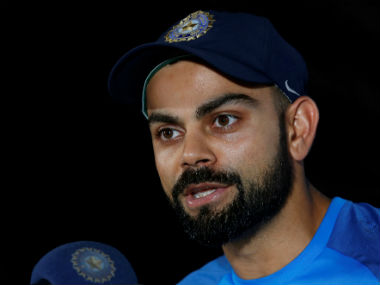 Virat Kohli, the only Indian in the 2017 Forbes' list of highest-paid athletes