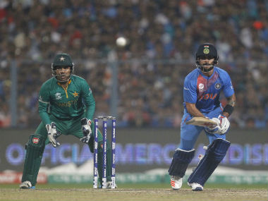 Sarfraz Khan (L) and Virat Kohli will lead their respective teams in the high-octane clash on 4 June. Reuters