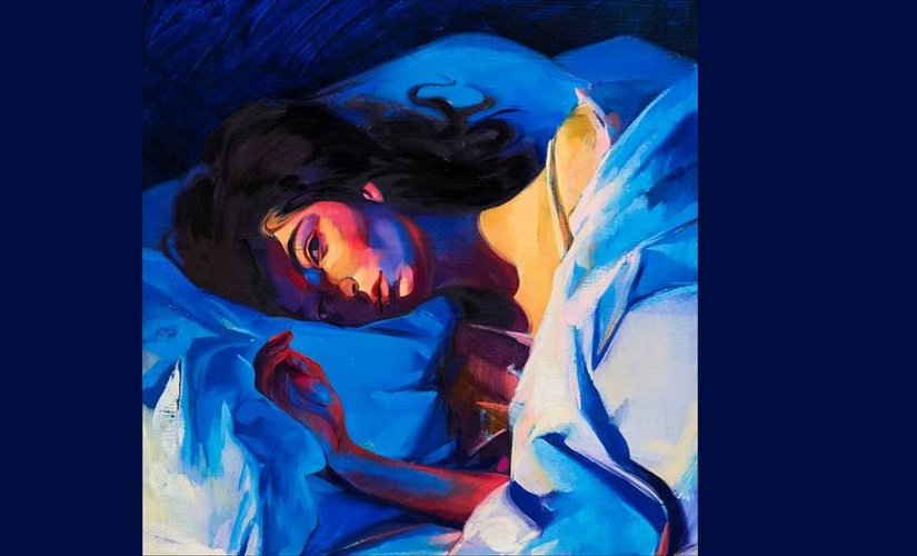 Album art for Melodrama.