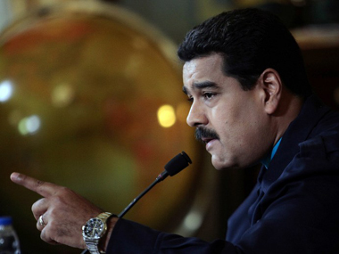 Nicolas Maduro says imperialists will have to wait for presidential elections till 2025 welcomes negotiations with USbacked Opposition