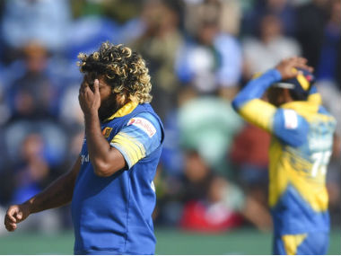 Malinga was probably playing his final match in an ICC tournament. AP