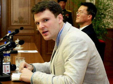 North Korea says comatose US student Otto Warmbier was released on humanitarian grounds
