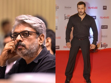 Salman Khan denies rumours of signing film with Sanjay Leela Bhansali