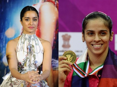 Shraddha Kapoor begins training for Saina Nehwal biopic; expected release in 2018