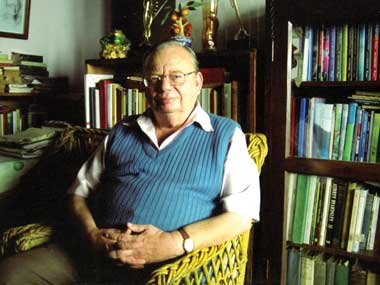 Ruskin Bond: 'Writing has suddenly become a very fashionable profession'