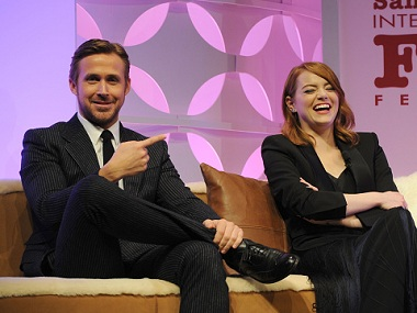 Ryan Gosling reunites with La La Land co-actor Emma Stone as he launches new production house