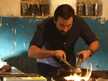 Chef joins Bollywood's small league of food films: A look at other movies served up over the years