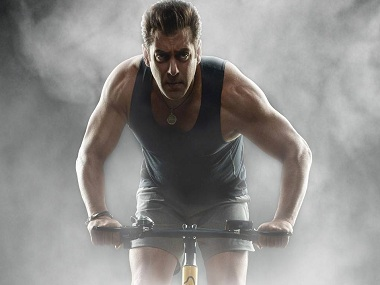 Salman Khan launches e-cycles. Image from Instagram.