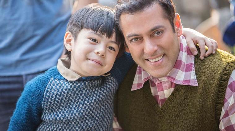 Tubelight movie review Salman Khan plays a vulnerable role for the first time and aces it