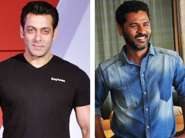 Salman Khan's upcoming Dabangg 3 will have Prabhu Deva in director's seat?