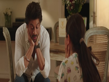 Jab Harry Met Sejal mini trailer 1: Shah Rukh Khan, Anushka Sharma bring back their charming chemistry