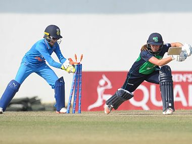 File Photo of Sushma Verma. ICC-Cricket